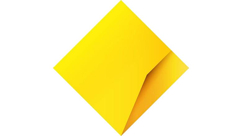 What do you think of the new logo? Image:  Commonwealth Bank of Australia