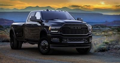 New 2020 Ram Heavy Duty Limited Black Announced