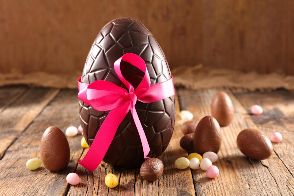 Which Easter eggs came out on top in the Good Housekeeping taste test? (Getty)
