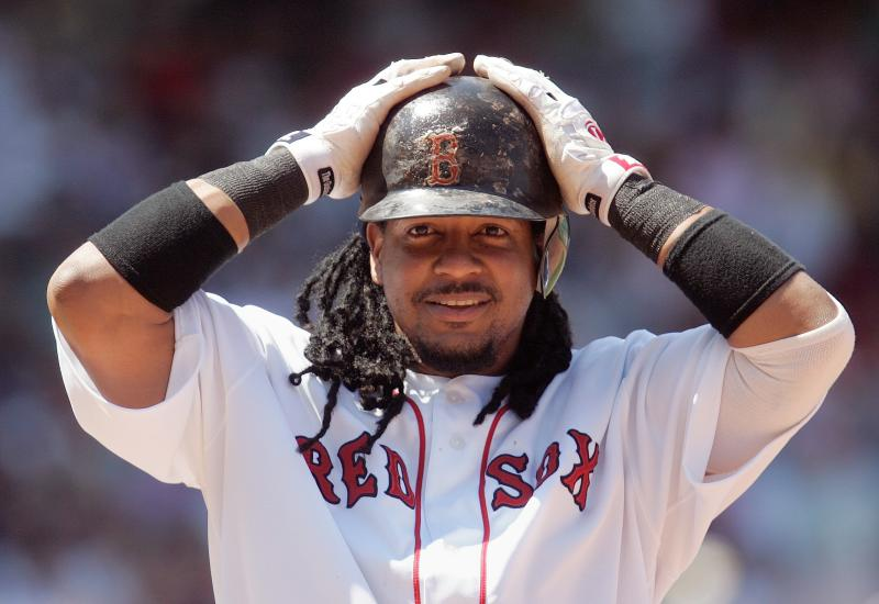 Despite two PED bans and a controversial ending to his 19-year MLB career, Manny Ramirez says he has no regrets. (AP Photo/Michael Dwyer, File)