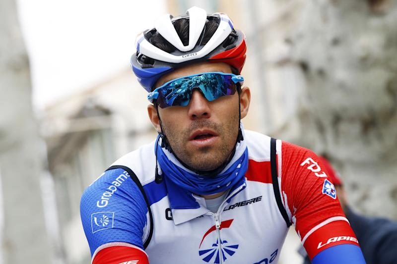 Thibaut Pinot started his 2020 season at the Tour de La Provence