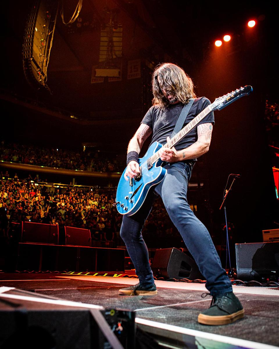 dave-foos - Credit: Griffin Lotz for Rolling Stone