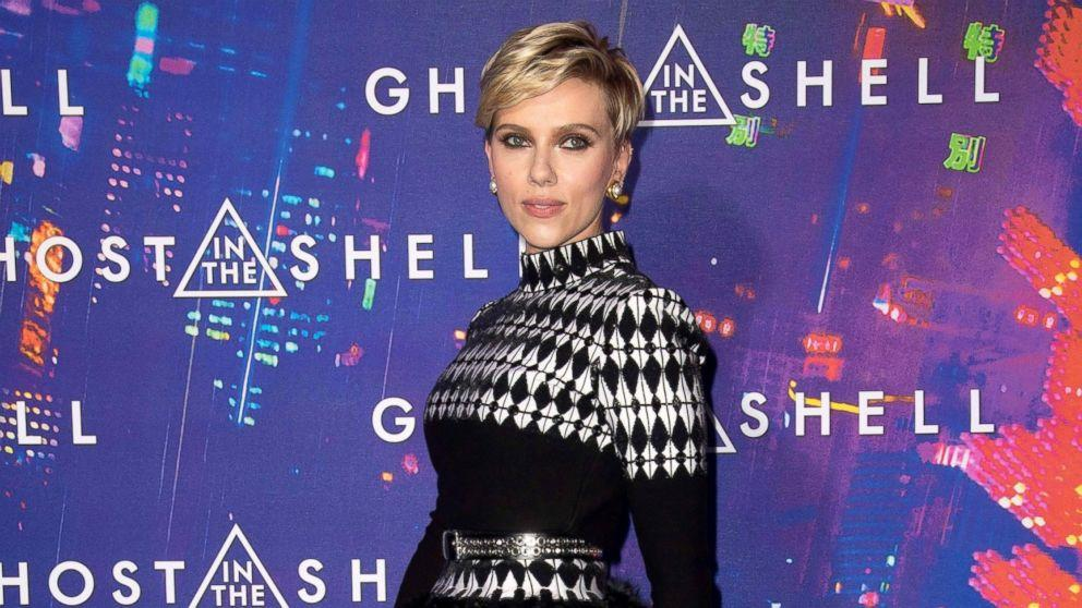 Scarlett Johansson on feminism, the Women's March and her new film (ABC News)