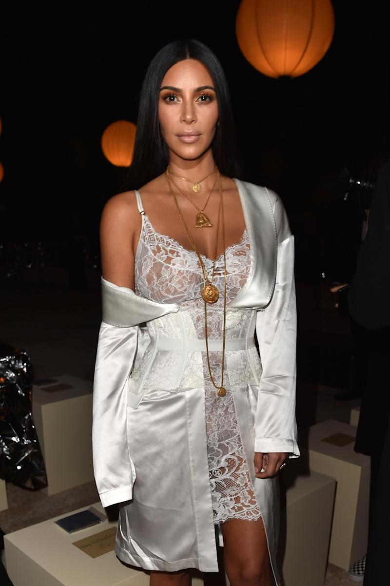 Kim Kardashian Feared for Her Life and Family During the Paris Armed Robbery