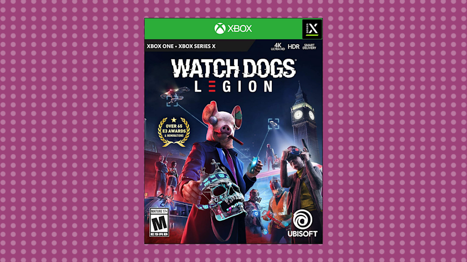 Save 50 percent on Watch Dogs: Legion for Xbox Series X/S. (Photo: Microsoft)