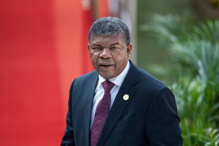Angola's President Joao Manuel Lourenco has launched a crackdown on corruption (AFP Photo/Michele Spatari)