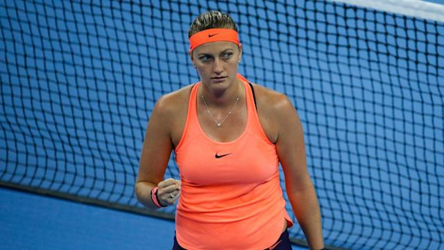 Czech star Petra Kvitova underwent surgery to repair damaged tendons and nerves after she was attacked by an intruder with a knife.