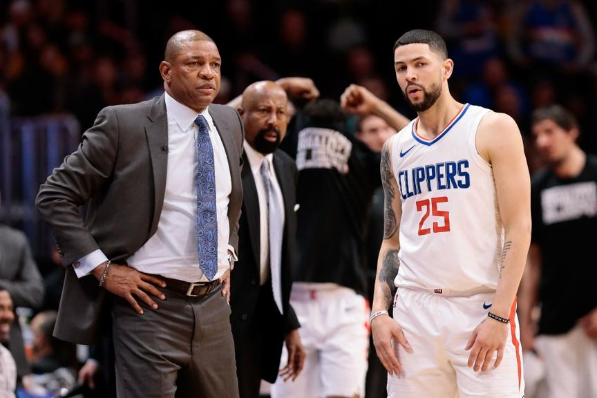 Austin Rivers Was Persuaded To Join Knicks Over 76ers By Father Doc Rivers