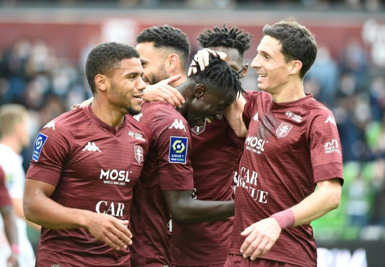 African players in Europe: Senegalese forward Niane fires first hat-trick