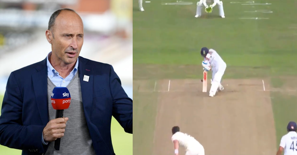 Nasser Hussain Feels Virat Kohli Is 'Slipping Into Old Habits' As His Slump Continues
