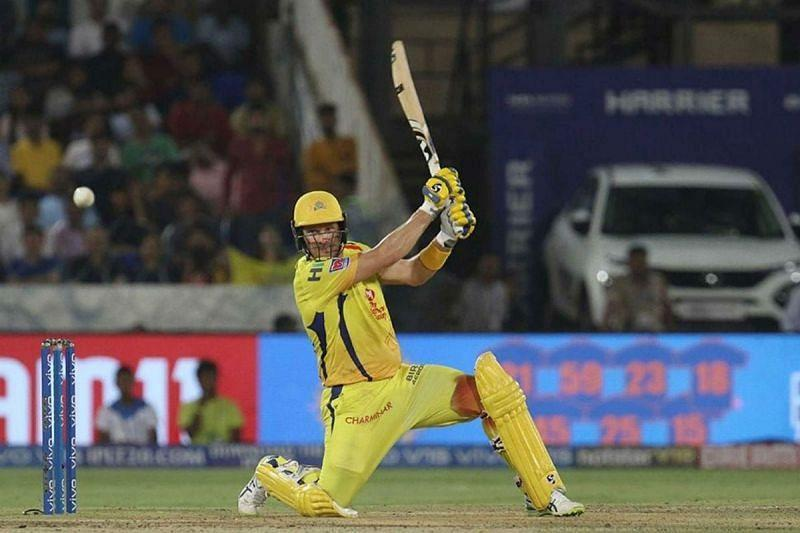 Shane Watson has been an important asset for CSK over the last few years