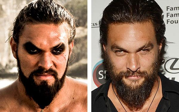 We Finally Found Out How Jason Momoa Got That Very Real Khal Drogo Eyebrow Scar