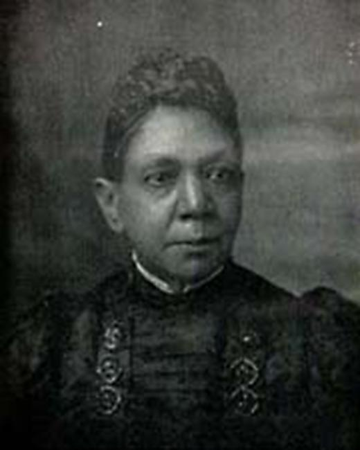 <p>1869 – FANNY JACKSON COPPIN – EDUCATION – First African-American woman school principal. — Fanny Jackson Coppin, principal of the Institute for Colored Youth. (Reminiscences of School Life, and Hints on Teaching via Wikipedia) </p>