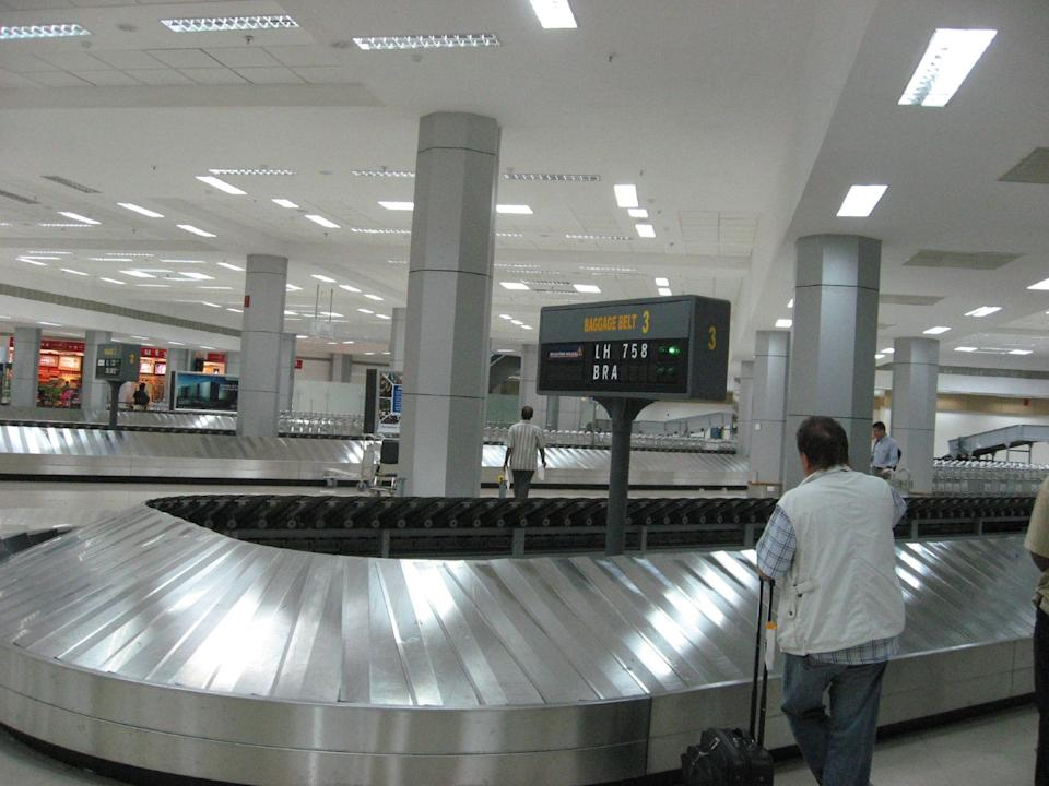 Chennai stands third with <b>7.6 million</b> air arrivals and the Anna International Airport witnessed an increase in total arrivals by 3 percent over the January-June year on year. Over 6.5 million arrivals were recorded during the first six months of 2012. Anna International Airport is currently the third busiest airport in India. (Photo: Nikkul/Wikimedia Commons)