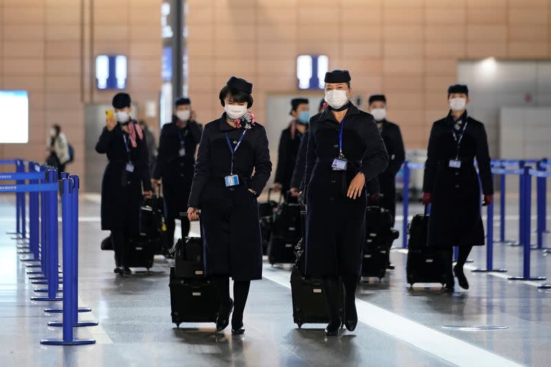China's aviation regulator says supports airline mergers ...