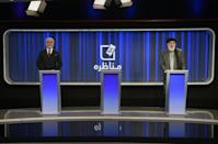 After the Taliban were toppled, Tolo rose to become Afghanistan's biggest independent TV network, and even hosted presidential election debates (AFP/WAKIL KOHSAR)