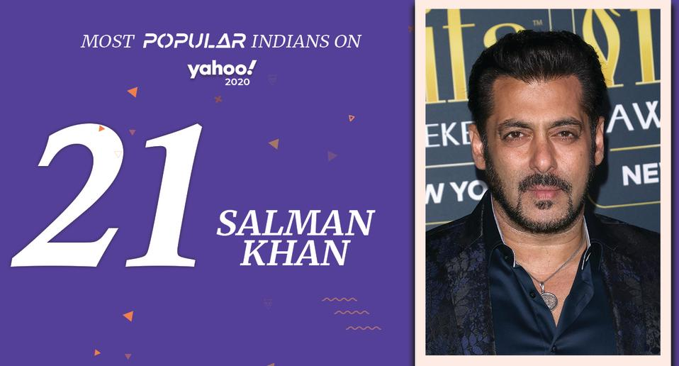 Salman Khan (born 27 December, 1965) <br>Indian Actor, Television Host, Film Producer