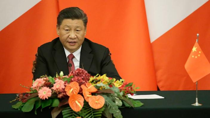 Restrictions on SMIC could set back President Xi's Made in China 2025 initiative