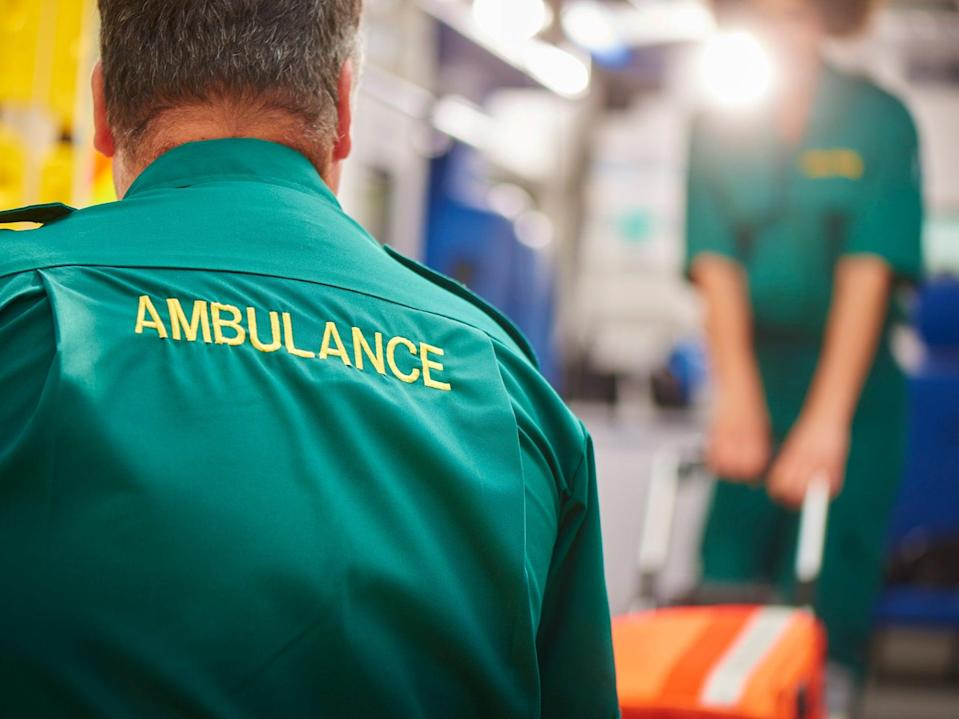Hospitals have been warned by ambulance bosses that delays are putting patients at risk (Getty Images)