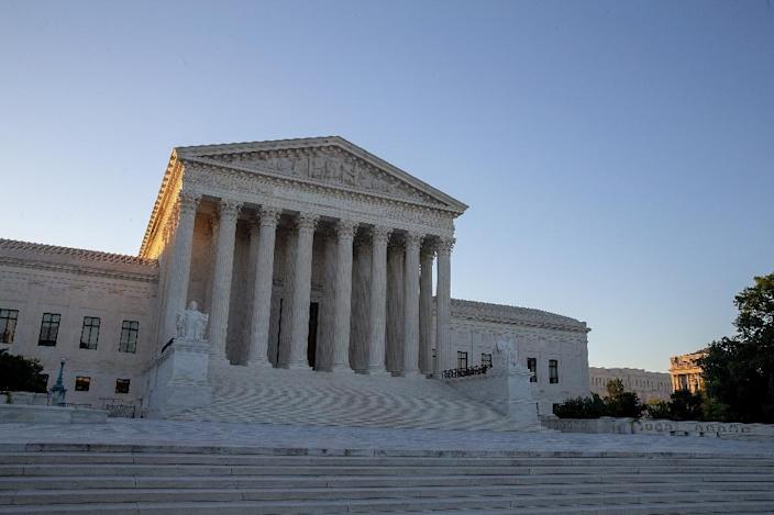 Donald Trump's choice -- his second opportunity in 18 months to fill a Supreme Court seat -- stands to dramatically affect many aspects of American life, from abortion to voting rights to immigration (AFP Photo/TASOS KATOPODIS)