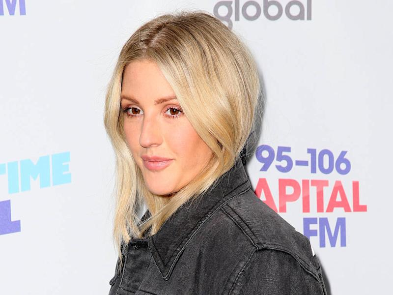 Ellie Goulding 'overwhelmed with gratitude' following magical wedding day