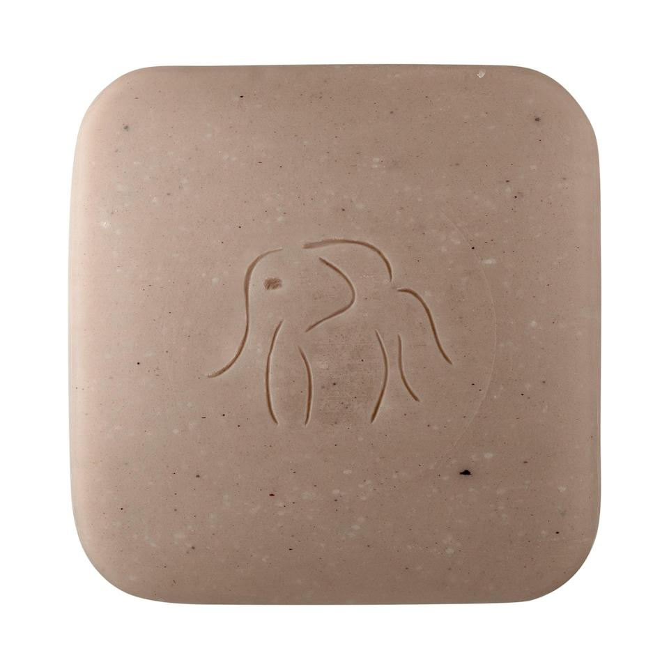 """<h3>Drunk Elephant Juju Exfoliating Bar</h3> <br>My all-time favorite foot scrub was sadly discontinued a couple of years ago, but I've found solace in this exfoliating scrub from Drunk Elephant. (It says it can be used on face or body, but I find it a bit harsh for my complexion.) The clay- and bamboo powder-based bar really works to gently buff dead skin, and I love that it's a <a href=""""https://www.refinery29.com/en-us/best-plastic-free-beauty-products"""" rel=""""nofollow noopener"""" target=""""_blank"""" data-ylk=""""slk:plastic-free alternative"""" class=""""link rapid-noclick-resp"""">plastic-free alternative</a> to tubes of product.<br><br><strong>Drunk Elephant</strong> JuJu Exfoliating Bar, $, available at <a href=""""https://go.skimresources.com/?id=30283X879131&url=https%3A%2F%2Fwww.sephora.com%2Fproduct%2Fjuju-bar-P392249%23donotlink"""" rel=""""nofollow noopener"""" target=""""_blank"""" data-ylk=""""slk:Sephora"""" class=""""link rapid-noclick-resp"""">Sephora</a><br>"""