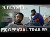 """<p>By now, we all know that Donald Glover is insanely talented. <em>Atlanta</em>, which he created, produced and stars in, shows his entire range as a creative force. The show follows Glover's character after he drops out of college and takes charge of his cousin's rap career while also attempting to redeem himself with his ex-girlfriend and mother of his child. </p><p><a class=""""link rapid-noclick-resp"""" href=""""https://go.redirectingat.com?id=74968X1596630&url=https%3A%2F%2Fwww.hulu.com%2Fseries%2Fatlanta-3529d0f1-acaf-476d-8be3-66cd6bf12530&sref=https%3A%2F%2Fwww.esquire.com%2Fentertainment%2Fmusic%2Fg30389440%2Fbest-shows-on-hulu%2F"""" rel=""""nofollow noopener"""" target=""""_blank"""" data-ylk=""""slk:Watch Now"""">Watch Now</a></p><p><a href=""""https://www.youtube.com/watch?v=oRQ4cTsr3_c """" rel=""""nofollow noopener"""" target=""""_blank"""" data-ylk=""""slk:See the original post on Youtube"""" class=""""link rapid-noclick-resp"""">See the original post on Youtube</a></p>"""