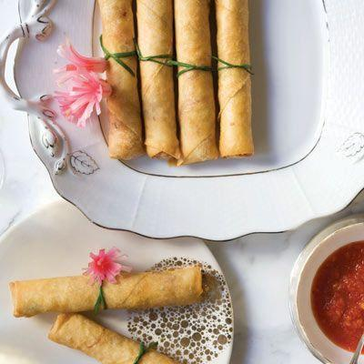 "<p>Think making your own spring rolls is too hard? Think again! This recipe is super easy to follow and you'll be over the moon with the end result.</p><p><em><strong>Get the recipe at <a href=""https://www.delish.com/cooking/recipe-ideas/recipes/a14711/shrimp-pork-spring-rolls-recipe-fw0111/"" rel=""nofollow noopener"" target=""_blank"" data-ylk=""slk:Delish"" class=""link rapid-noclick-resp"">Delish</a>.</strong></em></p>"