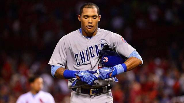 Addison Russell is one of the players to watch ahead of MLB non-tender deadline Friday at 8 p.m. ET. (AP)