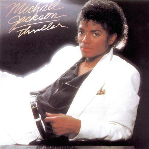 """Michael Jackson - Thriller (1982) <br><br>The second album for the King of Pop was also the top-selling album of all time. Seven of the nine songs on the album were released as singles – all became mega hits, including """"Wanna Be Startin' Somethin,"""" """"Thriller,"""" """"Beat It,""""and """"Billie Jean"""" . The album won a record-breaking eight Grammy Awards in 1984."""