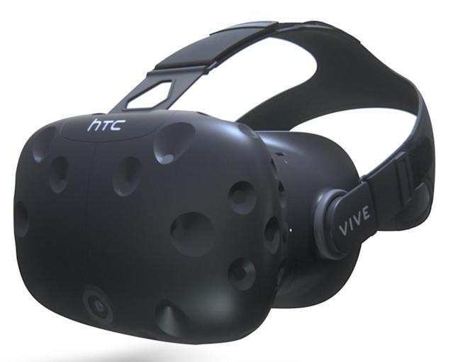 The HTC Vive is the headset that made me believe in VR.