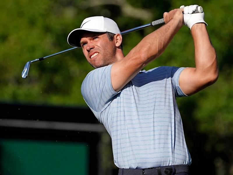 Paul Casey says 'Masters is in his crosshairs' as he takes lead at Valspar Championship