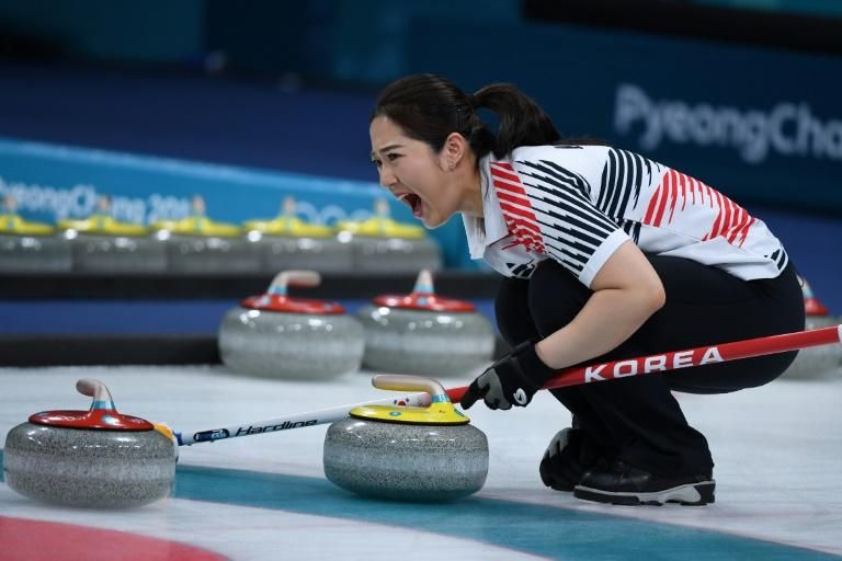 South Korea's 'Garlic Girls' lost the women's curling final 8-3 to Sweden