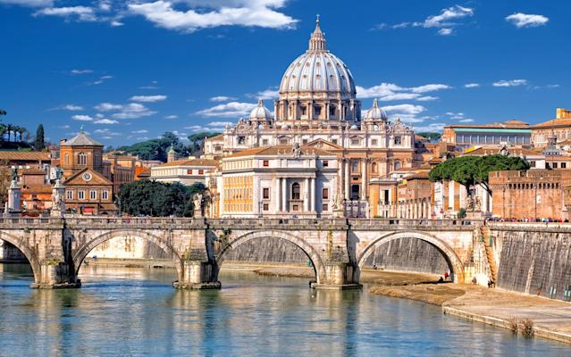 From new hotel openings and craft beer specialists to exhibitions that span the ages, our Rome expert highlights the best attractions in Rome in 2018. 1. Bring an ancient thermal bath complex to 'virtual' life The thermal bath complex built by the emperor, Caracalla, in the early third century AD is today a battered shell, its precious marbles depredated over the years by Visigoths and Popes. In December 2017, it became the first archaeological site in Italy to include VR goggles in the admission price – bringing to life, in each room, a virtual reconstruction of the Baths' original, opulent mosaic floors, mythological statues and other decorative details. Viale delle Terme di Caracalla (00 39 317 475 0277; coopculture.it; €7 (£6.15) per person) • The best boutique hotels in Rome Terme di Caracalla has received a new kind of renovation, that in the form of virtual reailty Credit: ACHIM BEDNORZ/ARCAIDIMAGES 2. Get a taste of 'Roman tapas' Attached to Margutta 19, the latest of Rome Luxury Suites' four boutique hotels that cluster in the chic, artsy area between Piazza del Popolo and the Spanish Steps, this relaxedly contemporary restaurant helmed by Michelin-starred chef Angelo Troiani offers an innovative 'Roman tapas' approach. Diners choose between a six-course (€24/£21) or nine-course (€34/£29) menu of tasters based on gourmet versions of classic local dishes such fried courgette flowers or Carbonara pasta. Add-ons include raw fish platters and a dessert selection. Read the full review: Margutta 19 Via Marqutta 19 (00 39 06 9779 7980; assaggiaroma.com) • The best hotels in Rome city centre Assaggia Roma is the latest cluster of boutigue hotels found between Piazza del Popolo and the Spanish steps 3. Scope out views of Palazzo Borghese from a new boutique bolthole Opening spring 2018 The real calling card of this 18-room luxury boutique novelty is the view, from most rooms, over the hidden private gardens of Palazzo Borghese (not to be confused with Villa Borghese
