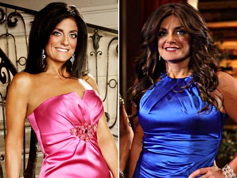 Real Housewives of New Jersey's Kathy Wakile Gets a Nosejob!