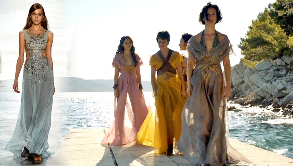 How Game Of Thrones Is Conquering The Fashion World