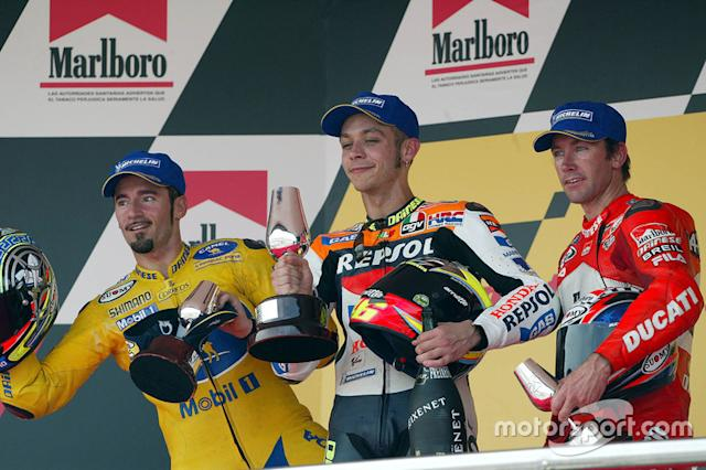 """Troy Bayliss <span class=""""copyright"""">Gold and Goose / Motorsport Images</span>"""