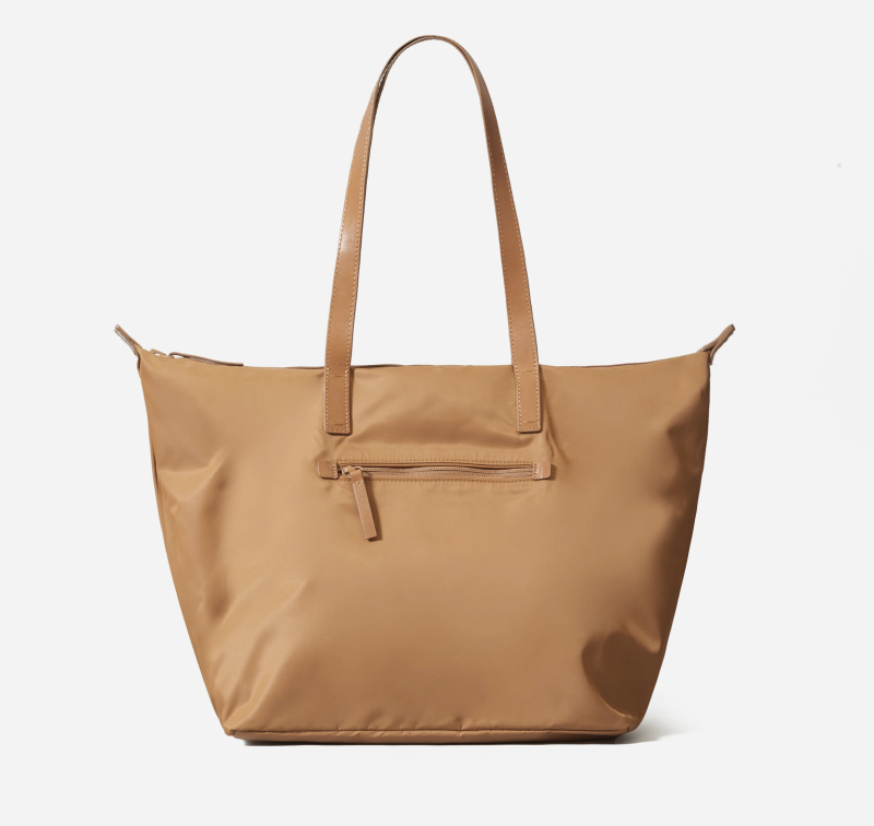 ReNew Traveler Tote in Toasted Coconut