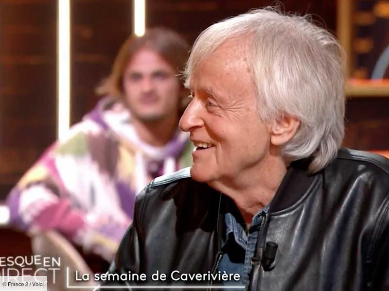 VIDEO Dave évoque l'opium dans On est en direct : « C'est des plantes »