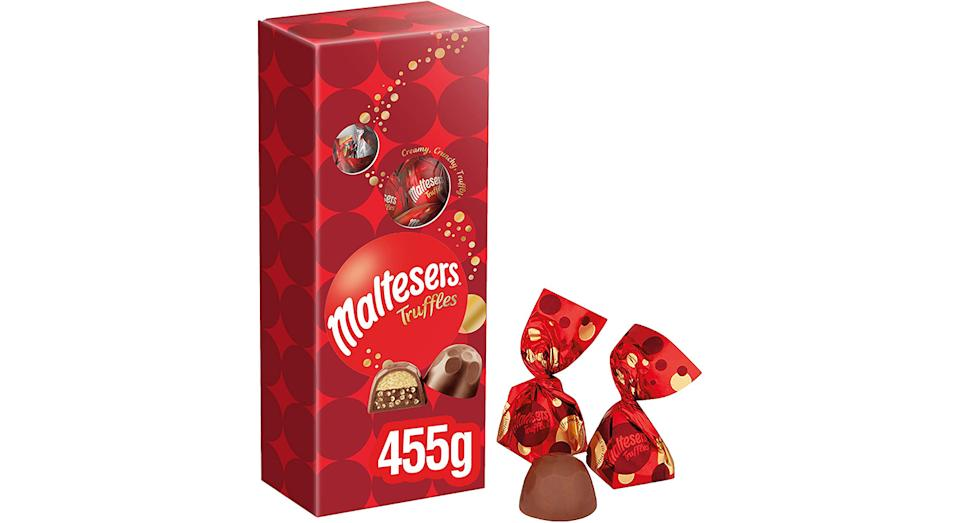 Maltesers Chocolate Truffles, Party Gift Box