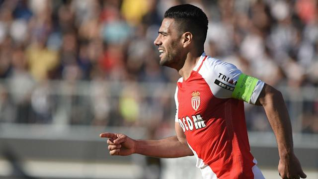 Struggling to make a Premier League impact for Manchester United and Chelsea has made Monaco's Radamel Falcao a better player, he says.