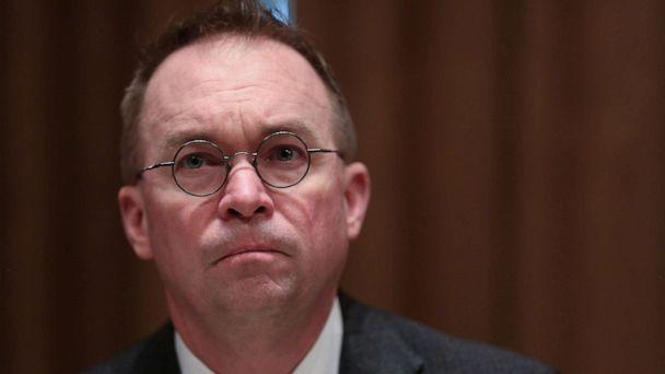 PHOTO: Acting White House Chief of Staff Mick Mulvaney attends as President Donald Trump hosts a lunch for ambassadors to the U.N. Security Council at the White House in Washington, Dec. 5, 2019. (Jonathan Ernst/Reuters)