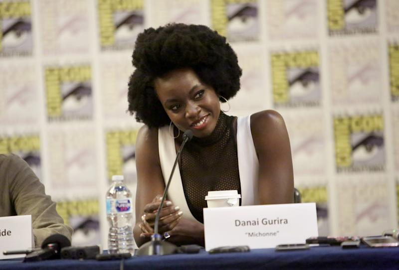 Danai Gurira. (Foto: Jesse Grant/Getty Images for AMC)