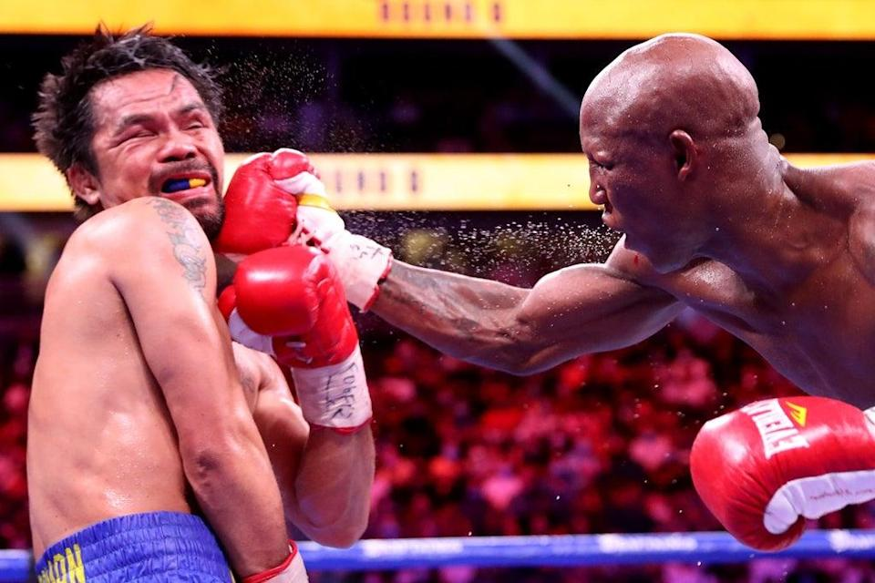 Pacquiao lost a unanimous decision  (Getty Images)