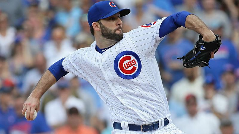 Cubs reliever Morrow won't return this season