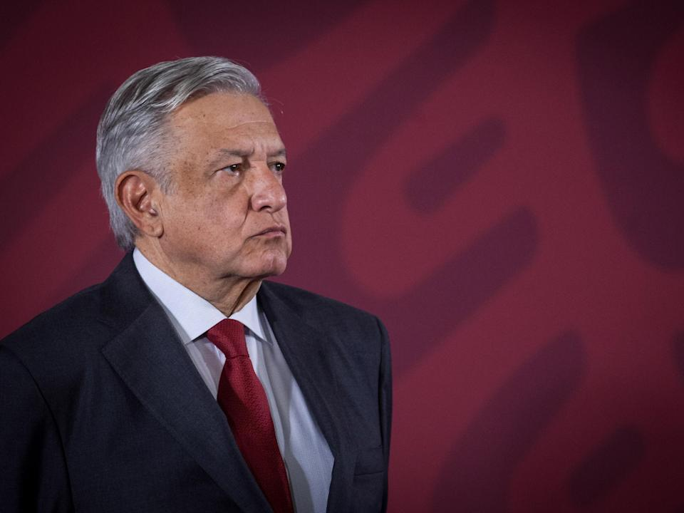 President Andrés Manuel López Obrador has vowed to use the full force of international law to prosecute the El Paso gunman (Getty Images)