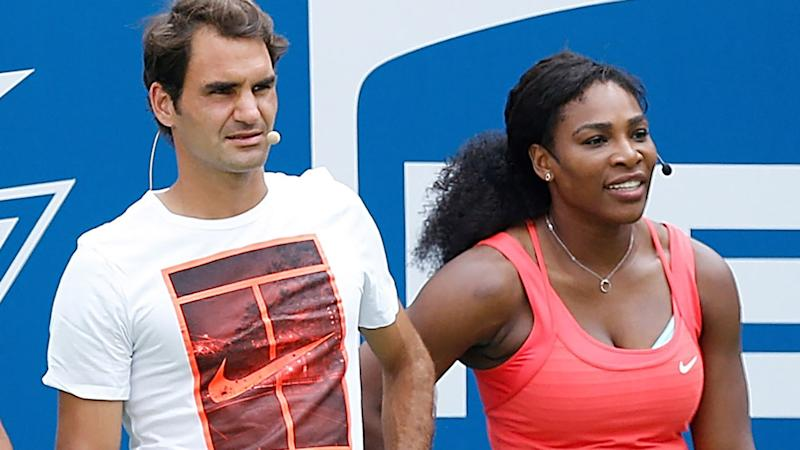 Roger Federer and Serena Williams commit to Hopman Cup mixed teams event