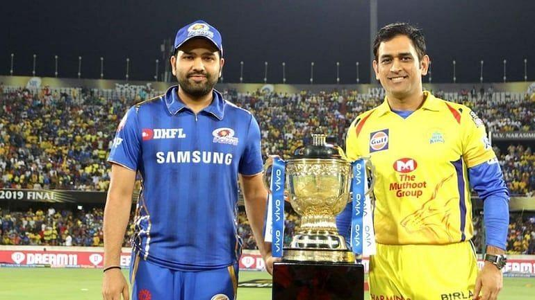 CSK and MI contested the IPL 2019 final