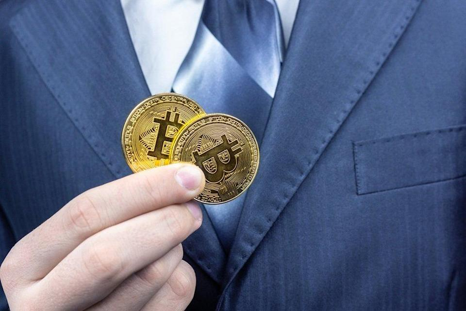 Bitcoin is in an accumulation phase, according to Adamant Capital. | Source: Shutterstock