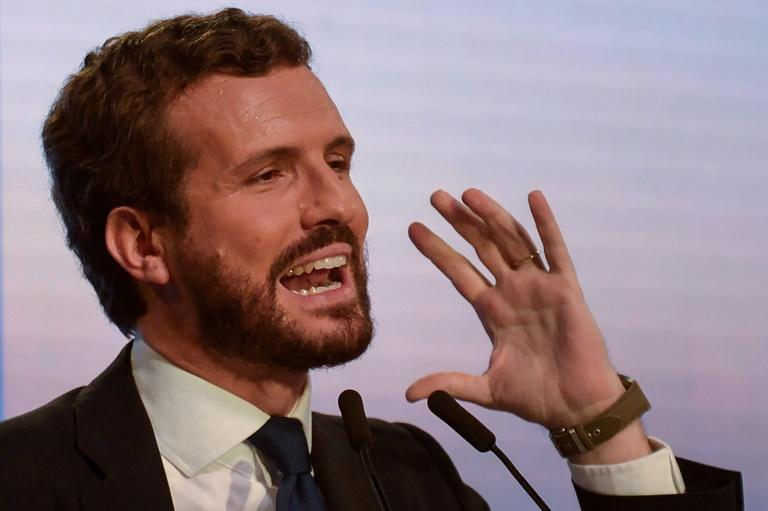 In July 2018, Pablo Casado became the youngest-ever leader of the conservative Popular Party